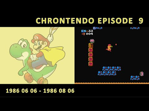 Chrontendo Episode 9