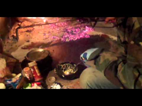 Fireplace Cooking - YouTube