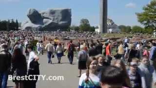 BRESTCITY.COM: День Победы в Бресте. 9 мая 2014