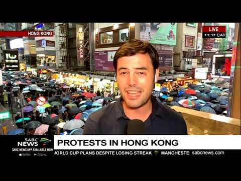Update: Hong Kong protests enters 11th week