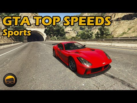 Fastest Sports Cars (2020) - GTA 5 Best Fully Upgraded Cars Top Speed Countdown - 동영상
