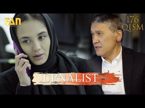 Журналист Сериали 176 - қисм L Jurnalist Seriali 176 - Qism