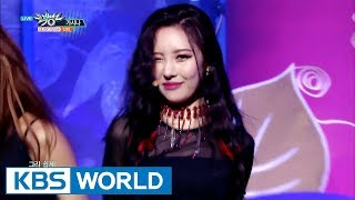 SUNMI - GASINA | 선미 - 가시나 [Music Bank COMEBACK / 2017.08.25]