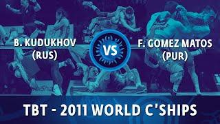 #TBT: Kudukhov Wins Fourth World Title
