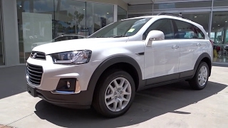 2016 HOLDEN CAPTIVA Booval, Ipswich, Woodend, Raceview, Brisbane, QLD M54RAA