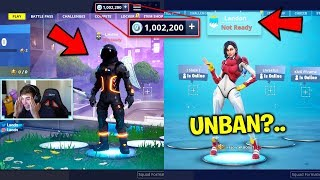 "How I Got My 1MIL VBUCKS ACCOUNT ""Landon_"" Back.. (Fortnite)"