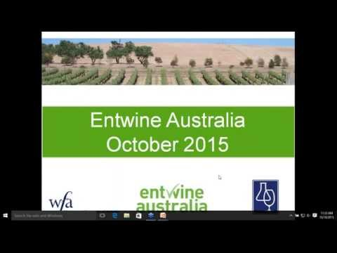 Entwine Australia – environmental performance of Australian vineyards and wineries