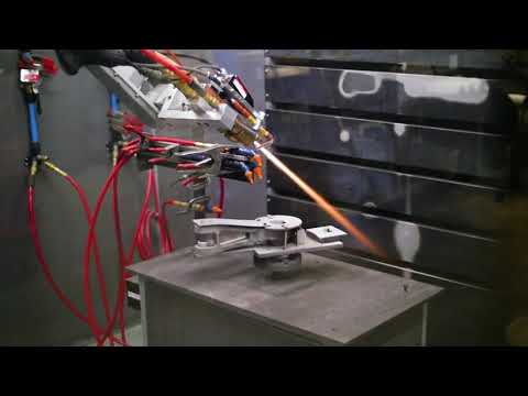 New HVOF Thermal Spray Booth by Mingo Aerospace
