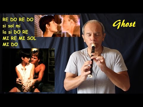Unchained Melody - dal film GHOST + SPARTITO