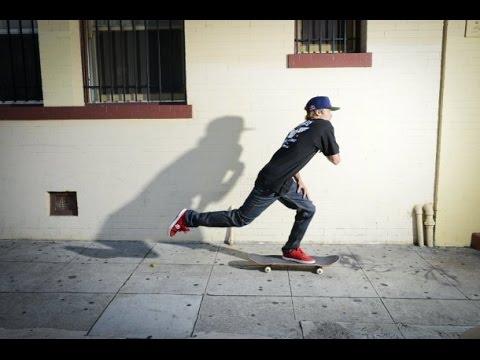 Ryan Sheckler New Skateboard Video 2015 - YouTube