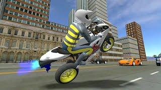 Sports Bike Simulator Drift 3D - Bike Race Game -Real Bike Racing - Android Gameplay screenshot 5