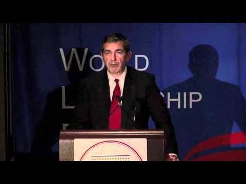 2011 World Leadership Forum, Greek Foreign Minister Stavros Lambrinidis