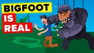Scientific Evidence Bigfoot Actually Exists