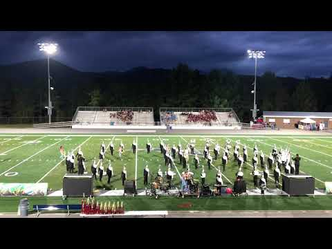 North Henderson High School Marching nights
