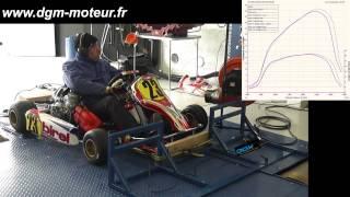 KARTING BIREL 125 cc boite 6 - Dijon Gestion Moteur