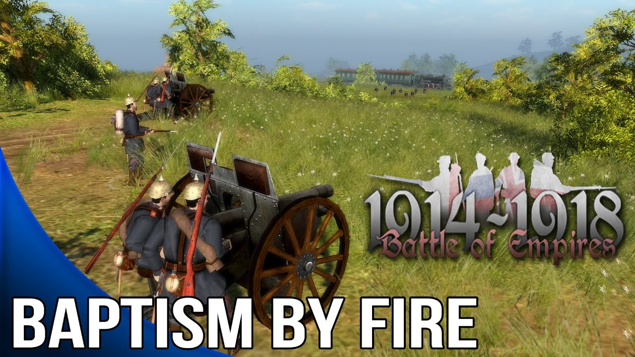 Battle of Empires - French Campaign 1 - Baptism By Fire by AFGuidesHD