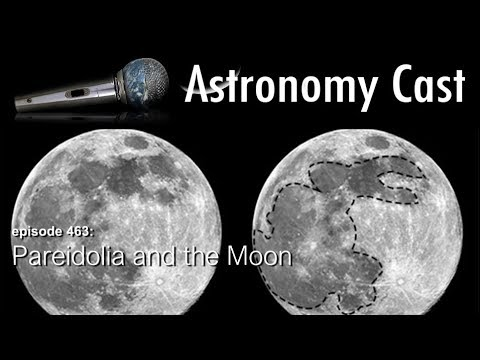 Astronomy Cast Ep. 463: Pareidolia and the Moon