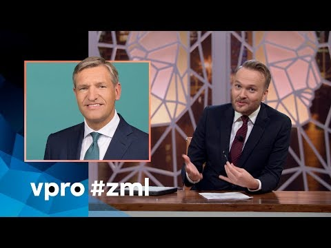 Sybrand Buma over migratie - Zondag met Lubach (S09)