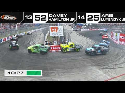 2018 Long Beach Race #2  Stadium SUPER Trucks