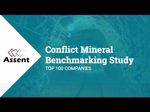 [Webinar] Conflict Mineral Benchmarking Study: Top 100 Scores Revealed