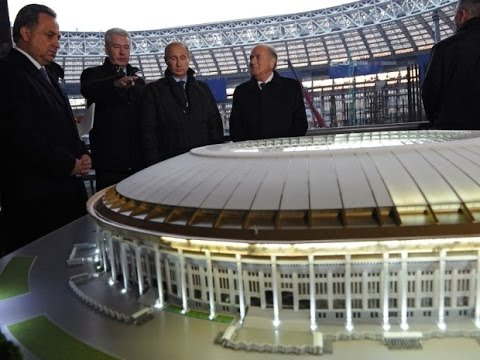 Russia Aims To Use Prison Labour To Contain 2018 World Cup Costs