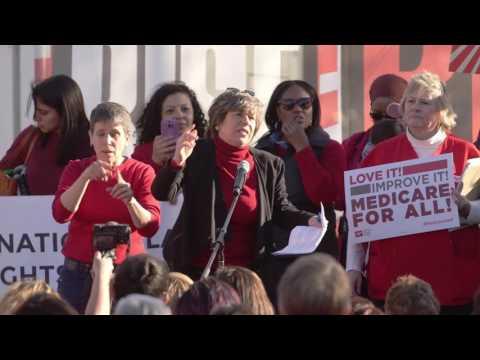 Randi Weingarten, American Federation of Teachers, at Women Workers Rising