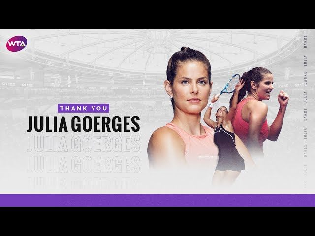 Julia Goerges Announces Retirement From Tennis