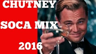TRINIDAD CHUTNEY SOCA MIX 2016 (DJ SWEETMAN PRESENTS CHEERS! )