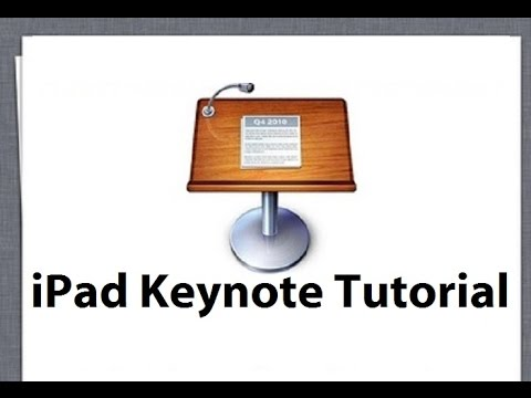 ipad keynote video tutorial presentations made easy with the ipad rh youtube com keynote user guide for iphone keynote 09 user guide
