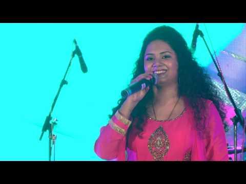 Bangalore Durga Puja, 2016: Anwesha Datta Gupta | Benaam Khwaayishein | Jalte Diye