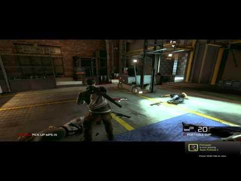 Splinter Cell: Conviction in one short clip