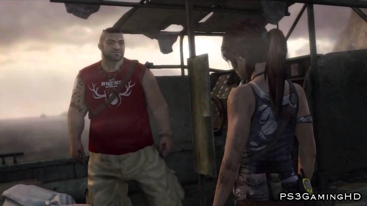 Tomb Raider 2013 Ending Hd Youtube