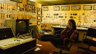 Nuclear Power Plant Abandoned Inside the Control Room POWER STILL ON