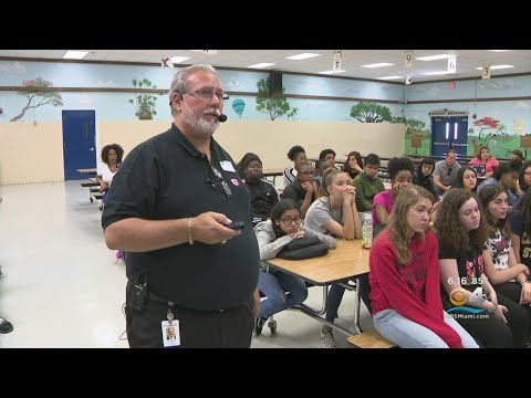 Father Of Drunk Driving Victim Gives Ramblewood Middle School Students Sobering Message About Drinki