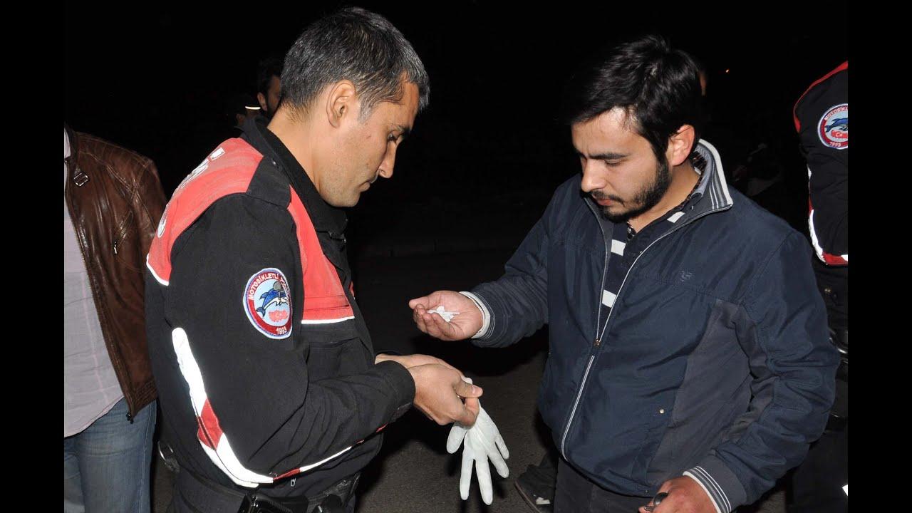 Kovalamaca Sonucu Yakalanan Otomobilde 27 Paket Eroin Çıktı