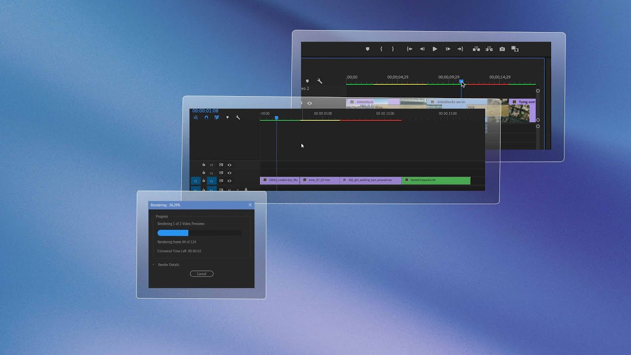 Adobe Premiere: Having problems with choppy playback in your
