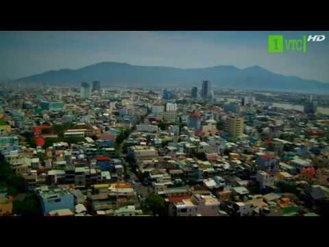 Thành Phố Đà Nẵng - Góc nhìn từ trên cao