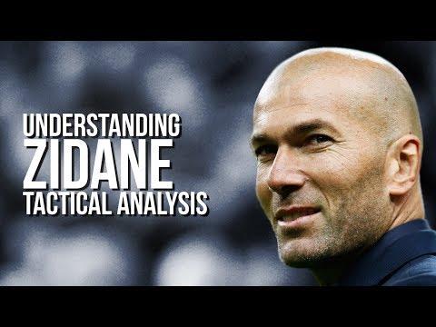 Understanding Zidane - Football Manager Tactical Analysis
