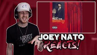 Joey Nato Reacts to Eminem  - Godzilla (feat. Juice WRLD)