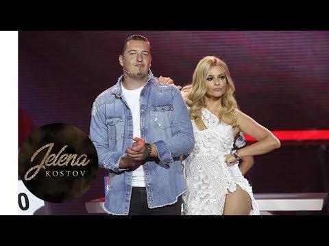 Jelena Kostov i Amar Gile - Ponekad - Zvezde Granda Specijal - (TV Prva 2018)