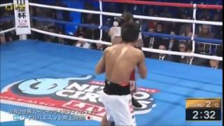 Omar Narvaez vs Naoya Inoue (English Commentary)