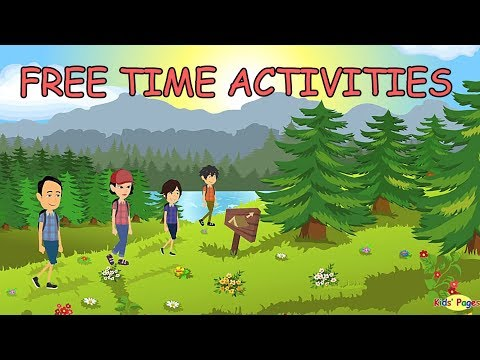 Talking about Hobbies and Free Time Activities