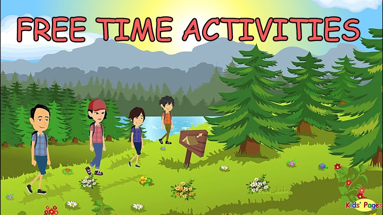 Download Talking about Hobbies and Free Time Activities