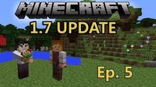Minecraft 1 7 Snapshot 5 - I make a stupid, fatal mistake