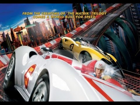 Speed Racer (2008) Movie Review by JWU