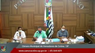 Câmara Municipal de Colina - 14ª Sessão Extraordinária 14/12/2020