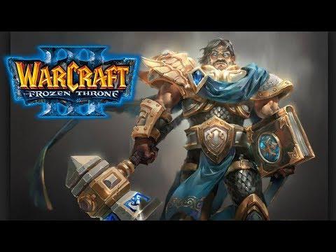 ПРОКЛЯТЬЕ, УТЕР! ДРУГАЯ ИСТОРИЯ ● Warcraft 3: Frozen Throne [Доп.Кампания]