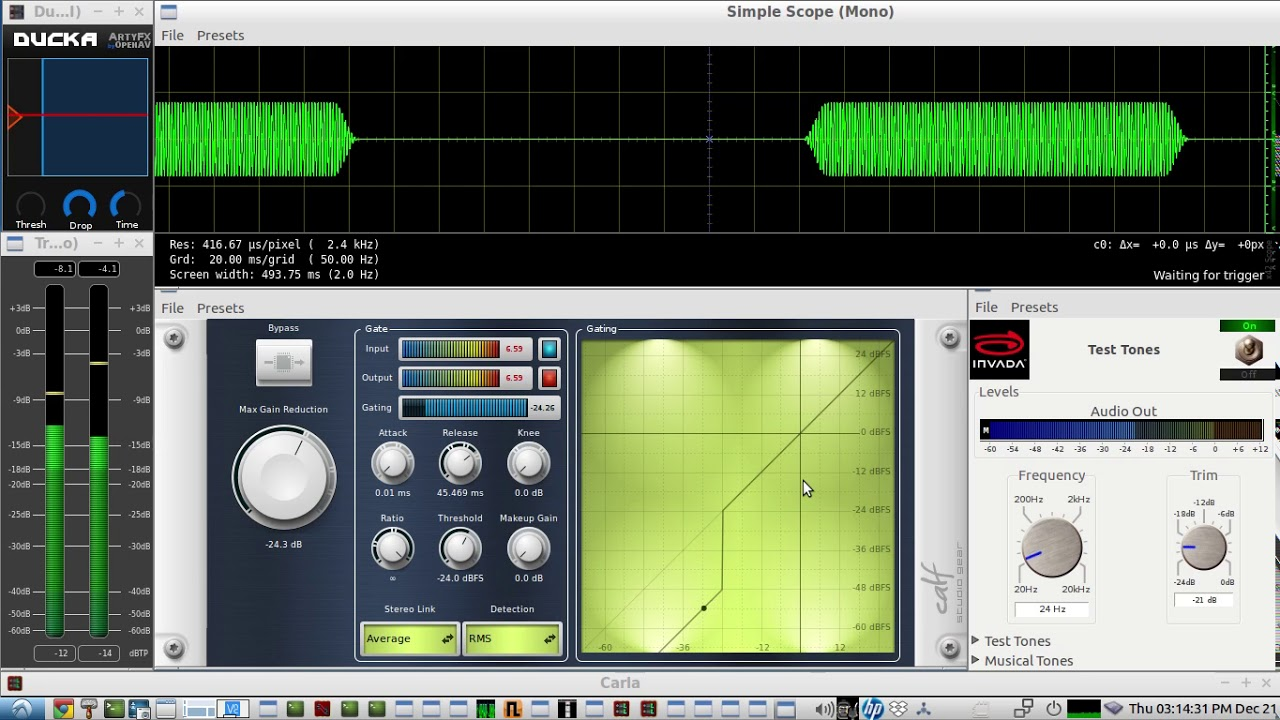 Remote Rig Control Audio Streaming Live Demo Of All Basic Vox Circuit Controls Ptt The Software Apps During A Cw Qso
