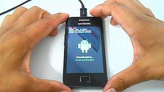Stock Rom Firmware Samsung Galaxy Ace GT-S5830, 5830i, 5830b,  5830c, Como instalar, Atualizar