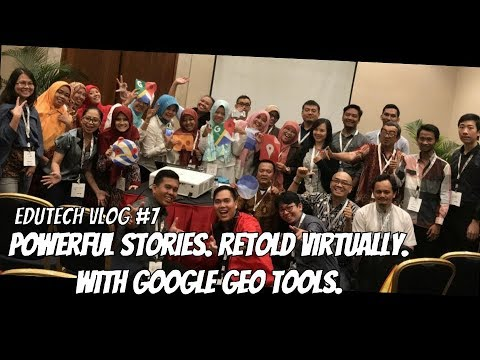Powerful stories retold virtually with google geo tools youtube retold virtually with google geo tools sciox Images